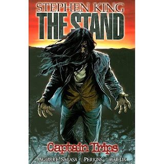 The Stand: Captain Trips Premiere HC cover