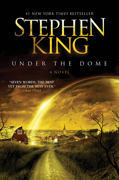 Cover for Stephen King's Under the Dome paperback edition