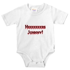 Here's Johnny Infant Bodysuit