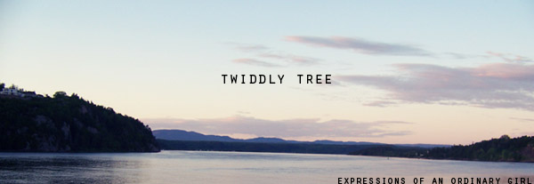 twiddly tree