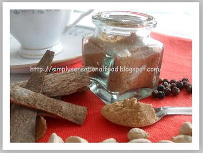 simply.food: Tea masala and Indian masala chai (tea)