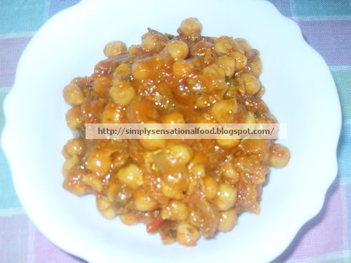 kabuli chana recipes. Chole-Kabuli chana (white