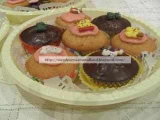 Fairy Cake Boxes