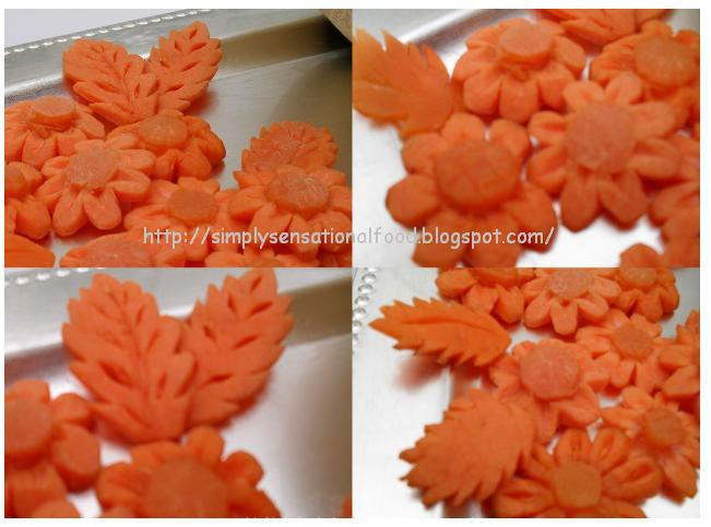 Fruit and vegetable carving simply food