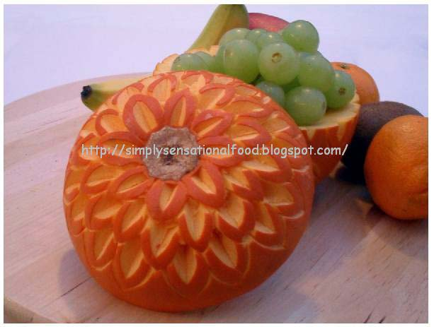 simply.food: Pumpkin Basket.
