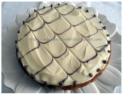 Inch Chocolate Sponge Cake Recipe