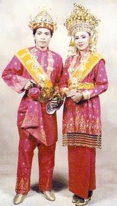 Pakaian Adat, Tradisional Melayu Tanjung Pinang, Kepulauan Riau