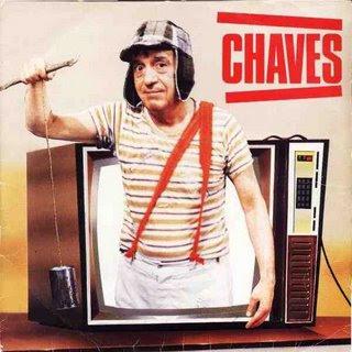 CD A Turma do Chaves