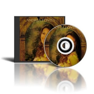 CD Andrea Fontes   Momento de Deus | músicas
