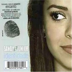 CD Sandy e Júnior   Identidade 2003