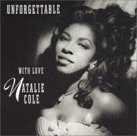 CD Natalie Cole   Unforgettable with love