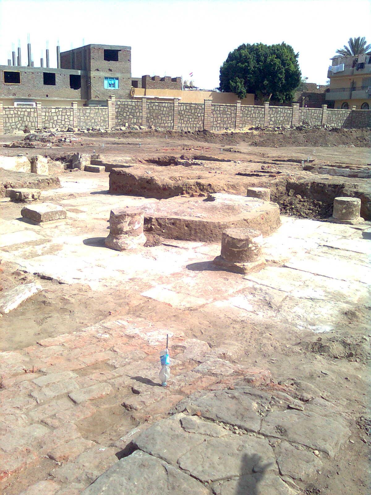 Luxor News Jane Akshar New Discoveries At Karnak