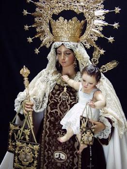 Virgem Santíssima do Carmo, Rainha Gloriosa