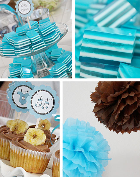 Baby Shower Food Ideas Baby Shower Dessert Recipes Boy