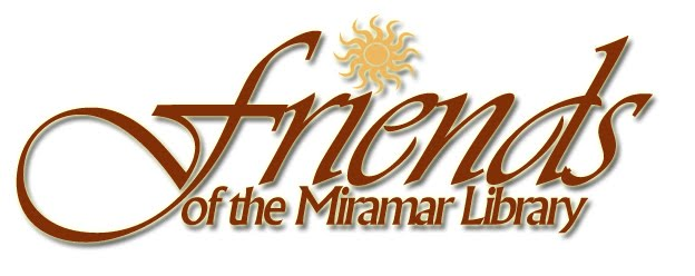 Welcome to The Friends of Miramar Branch Library Blog