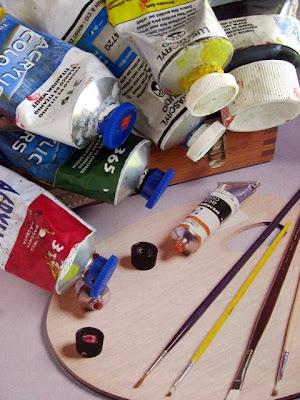 artemelza - tinta acrílica