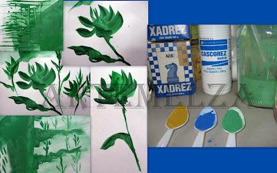 artemelza - tinta vinílica
