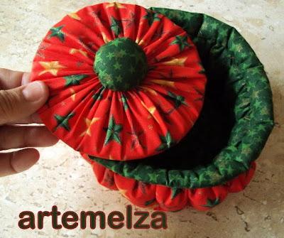 artemelza - cesta com enchimento
