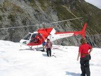 Fox Glacier helicopter
