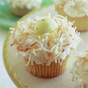 ... Adventures in Baking and Cake Decorating: Ten Easter Cupcake Ideas