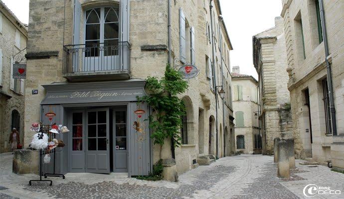 La boutique Petit Béguin