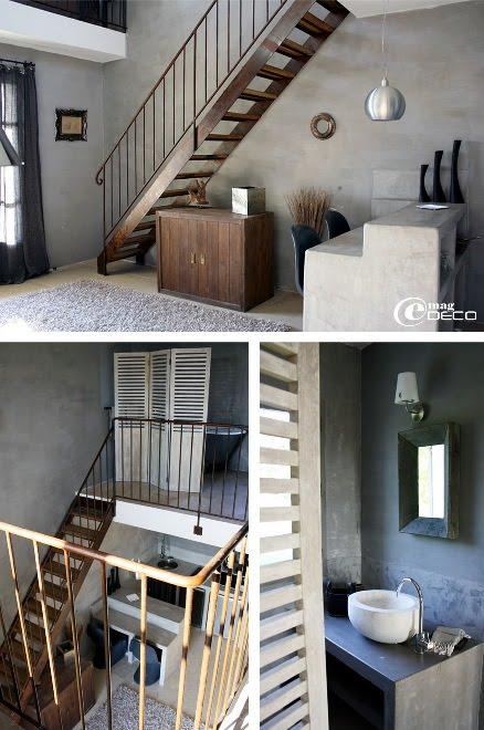 Le studio Chanvre et son mobilier design, Le Mas de Cink dans le Luberon