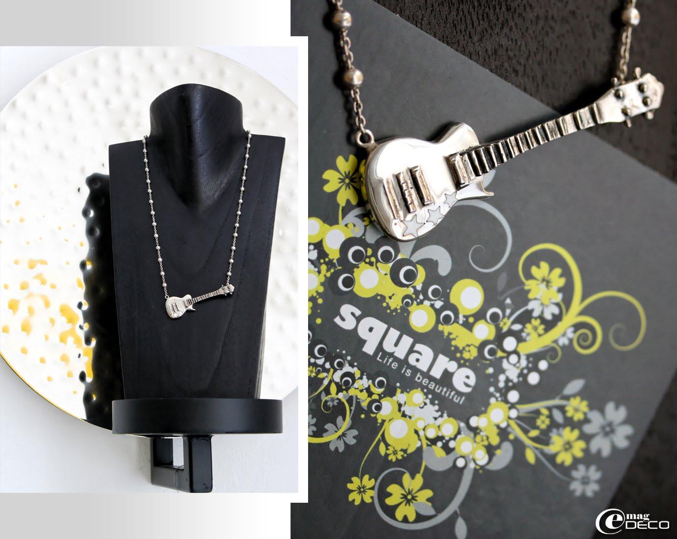 Bijou en argent de la marque 'Lécu Bénit'