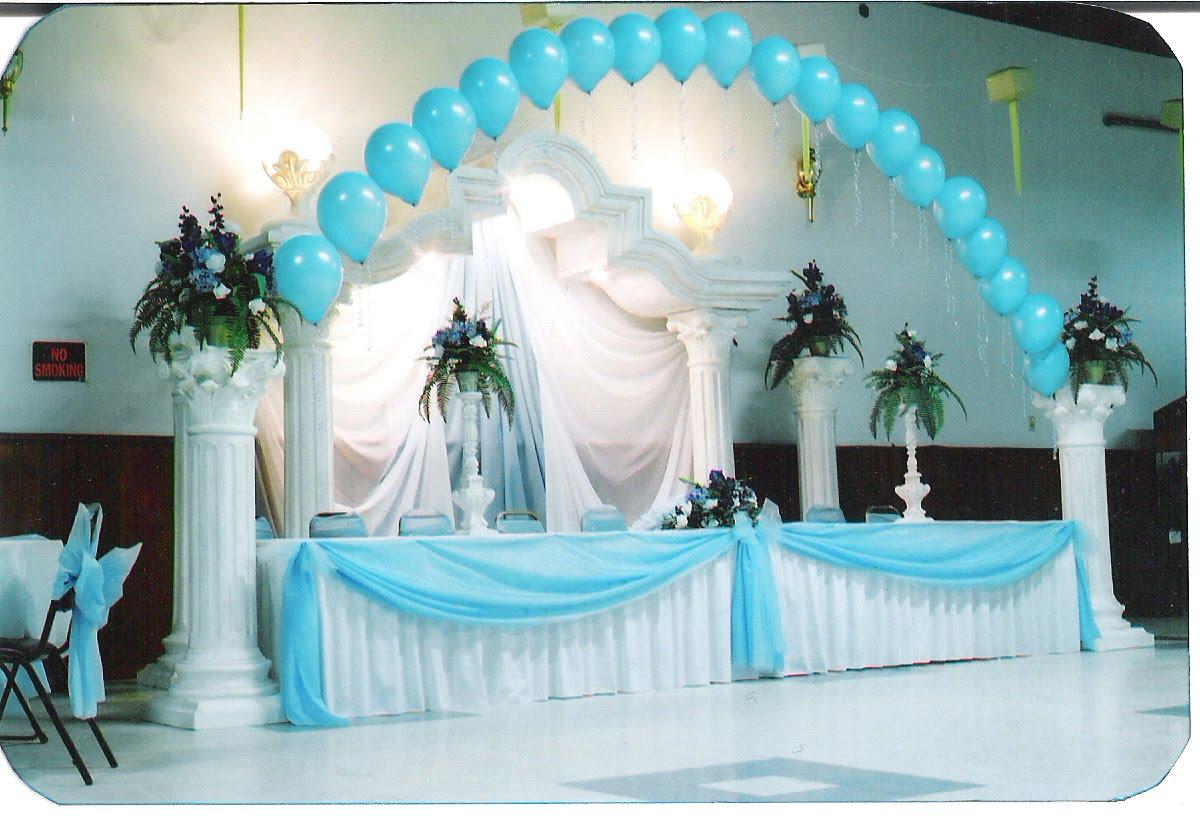 Magister decoraciones en bodas for Decoracio es