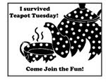 Mothermark&#39;s Teapot Tuesday