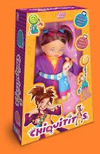 boneca chiquititas