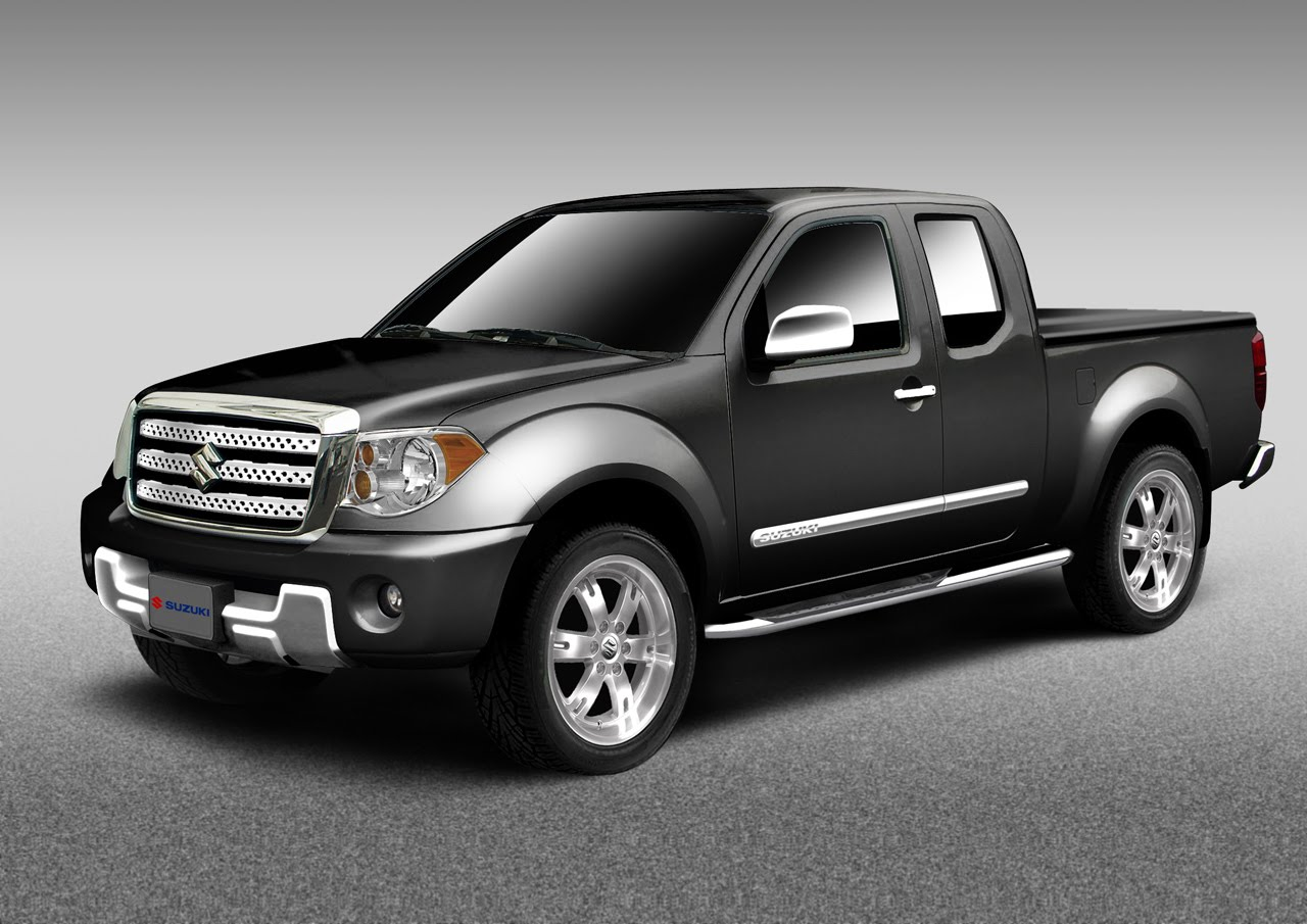 The all new 2010 suzuki equator will be available in two trim levels of crew cab and extended cab both the models could be bought either with front wheel