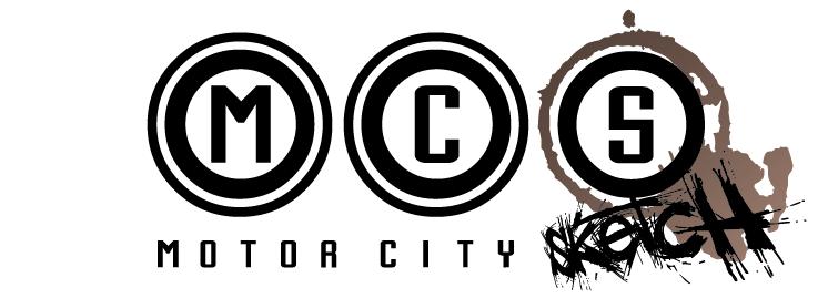 Motor City Sketch