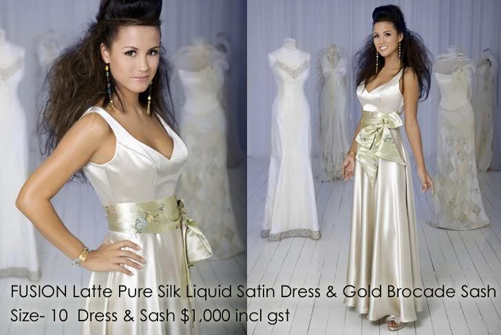 Culture bridal couture blog wedding dress designer lisa for Japanese wedding dress designer