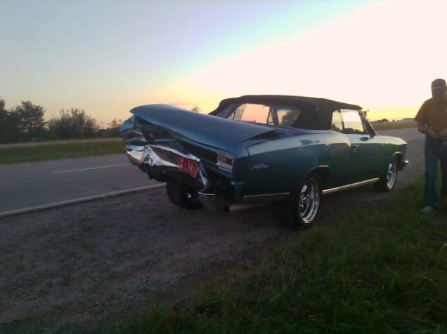 All Of My Husband Projects 1966 Chevelle Convertible
