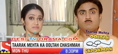 Watch Tarak Mehta Ka Ooltah Chashmah - 30th December 2010 Episode