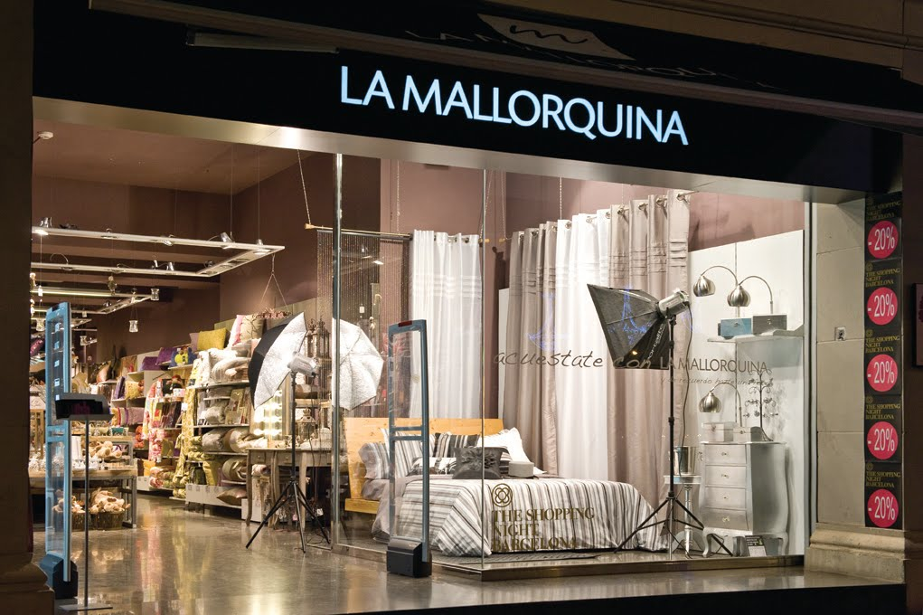 Roberto ruiz blog la mallorquina the shopping night - La mallorquina barcelona ...