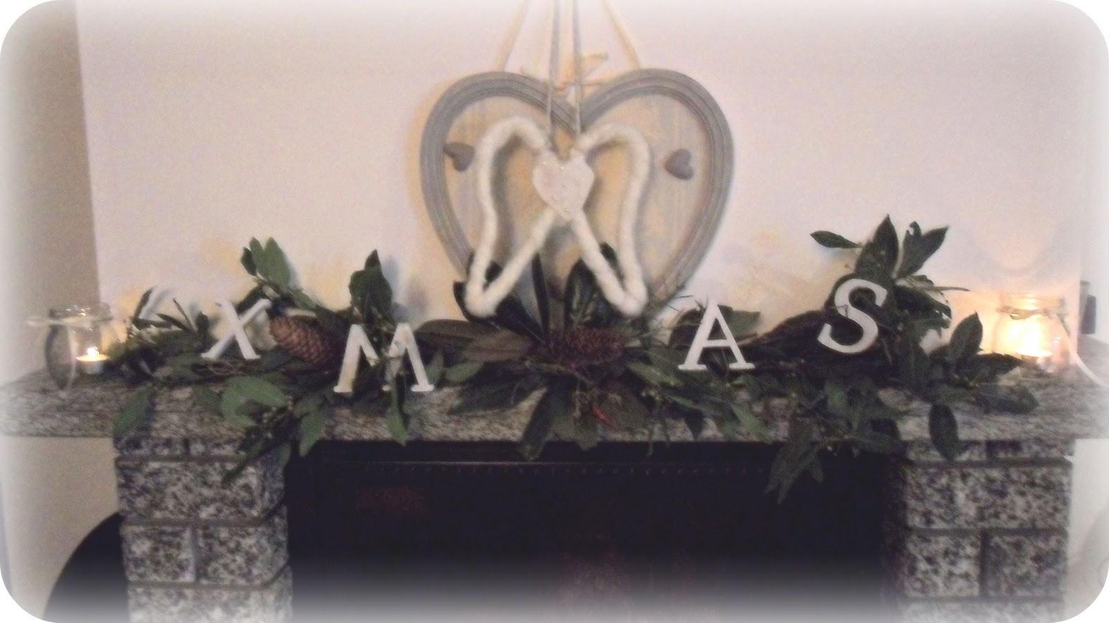 CreaMariCrea: Natale a casa mia....