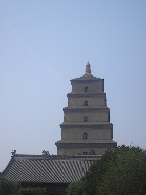 Pagoda de la Gran Oca Salvaje Xi'an