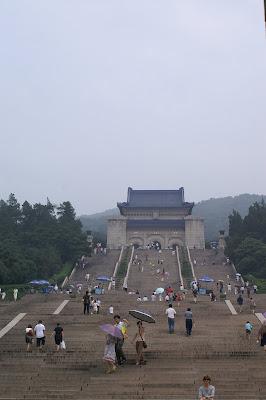 Mausoleo del Doctor Sun YatSen