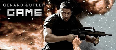 The movie GAME is starring Gerard Butler.