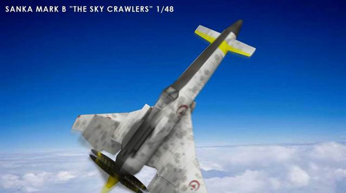 The Sky Crawlers film  Wikipedia