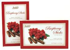 Chocolate Raspberry Sticks