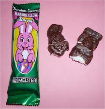 Chewy Chocolate Marshmallow Bunny