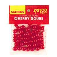 Soft Cherry Sours