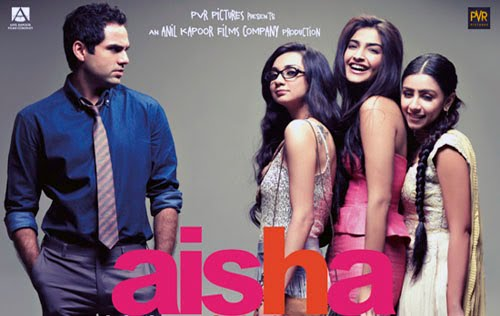 Admission is free. Aisha ? It's Bollywood teen romance in the Delhi ...
