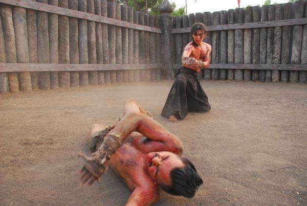 Võ sĩ đạo Thái 2010 – Yamada: The Samurai Of Ayothaya 2010 – Thuyết minh Yamada29