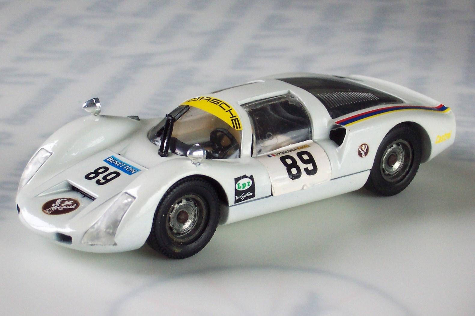 1 43 Porsche Models Porsche 906 Carrera 6