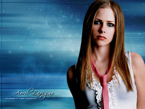 Avril Lavgine Celebrity Wallpaper
