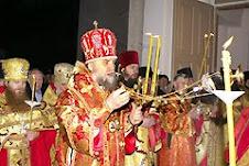 Arhiepiscopul Vladimir, staretul Lavrei Poceaev