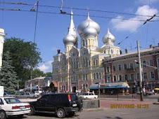 """Catedrala """"Adormirea Maicii Domnului"""", Odessa"""
